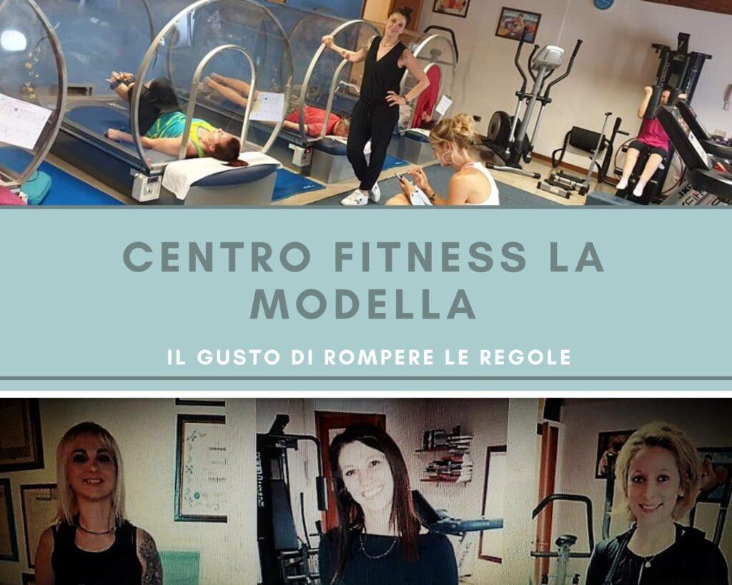 Il centro fitness la Modella: Kira, Miriam e Silvia, tre operatrici preparate che credono che formarsi sia importante, che una donna può essere professionista, mamma e donna e che i risultati con l'impegno arrivano.