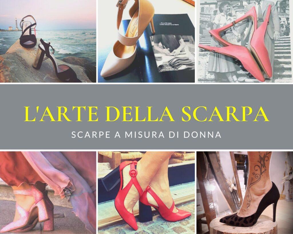 L'Arte della Scarpa è un negozio di San Donà di Piave che propone scarpe artigianali, anche su misura. Modelli per tutti i giorni, da sposa, da cerimonia