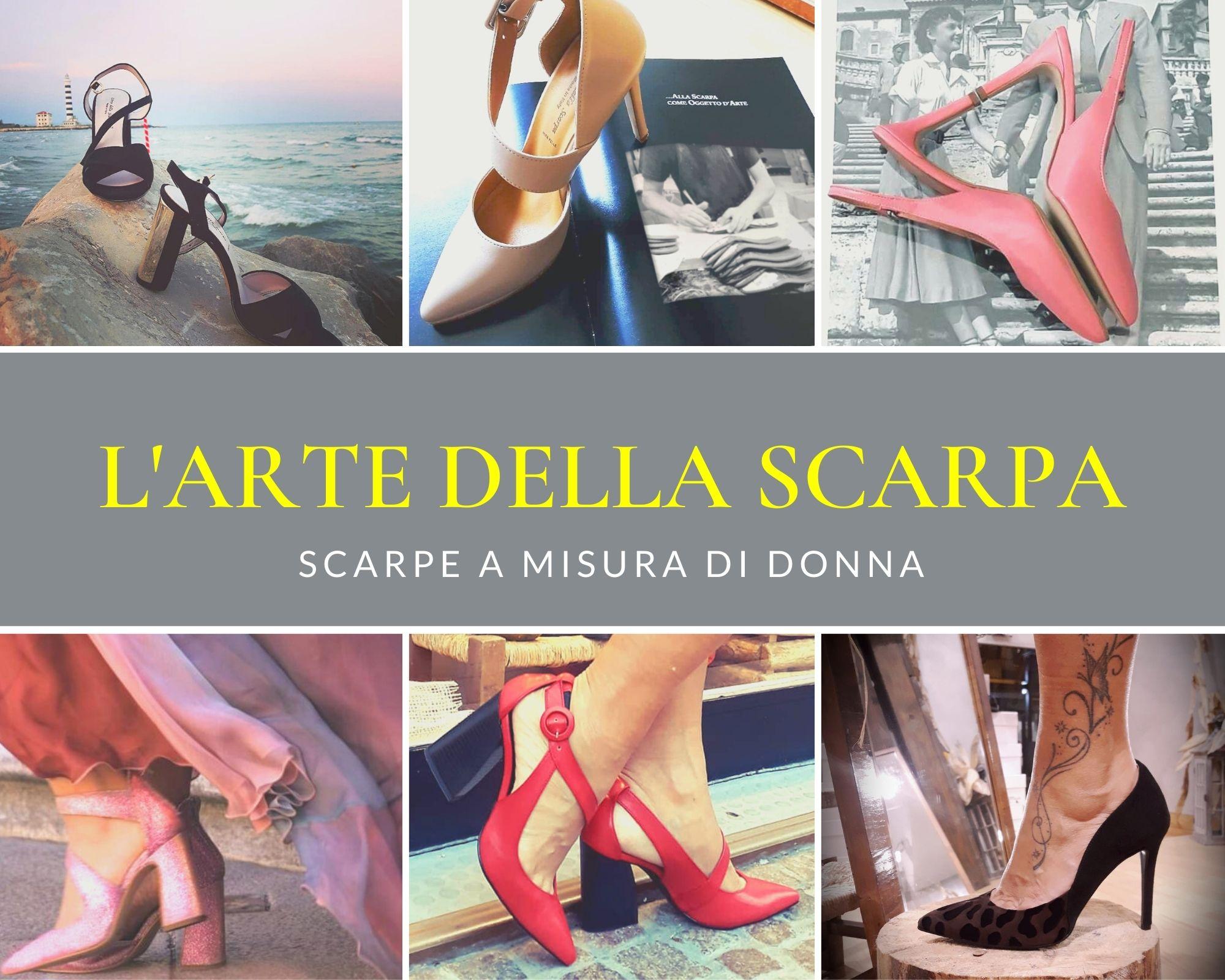 L'arte della Scarpa