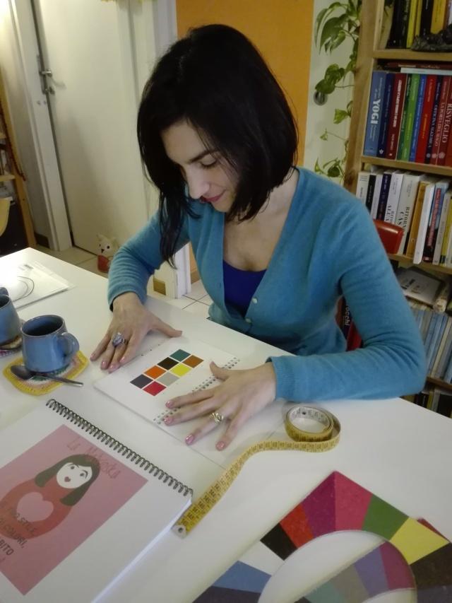 Luisa Camatta consulente d'immagine