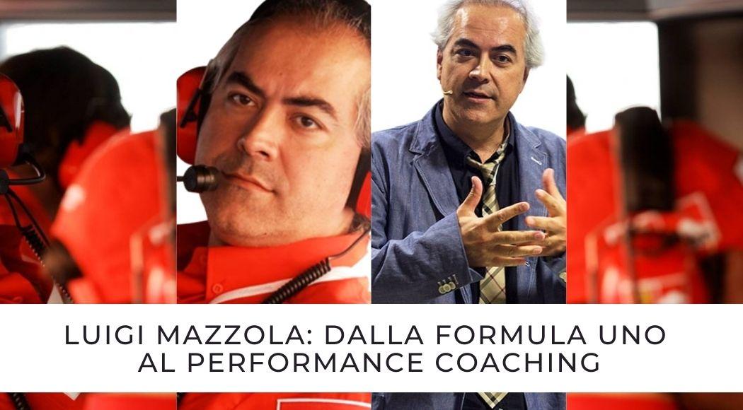 Luigi Mazzola performance coach