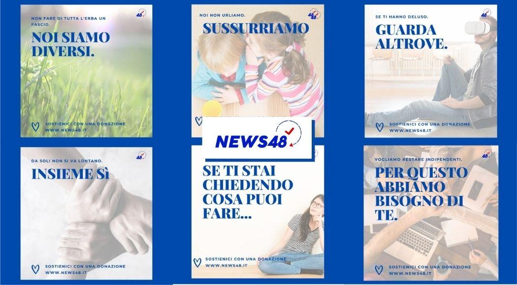 Campagna crowdfunding News48.it
