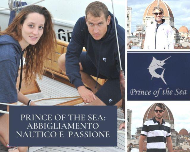 Prince of the sea abbigliamento nautico