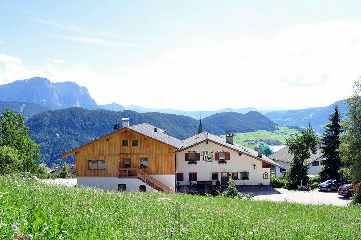 Pensione Haus Tyrol, Val Gardena