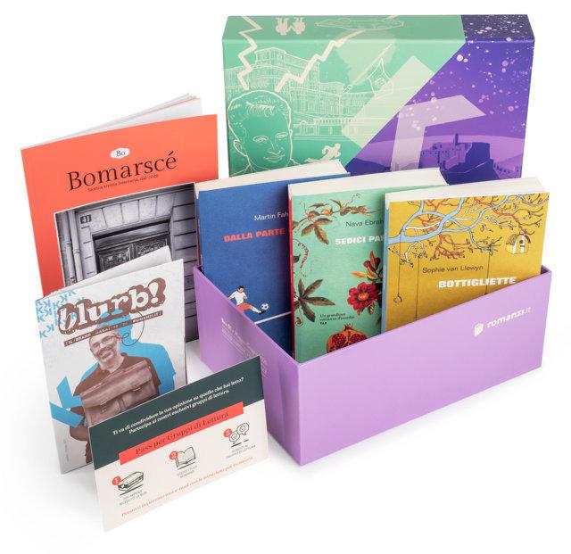 Romanzi.it : la prima scatola