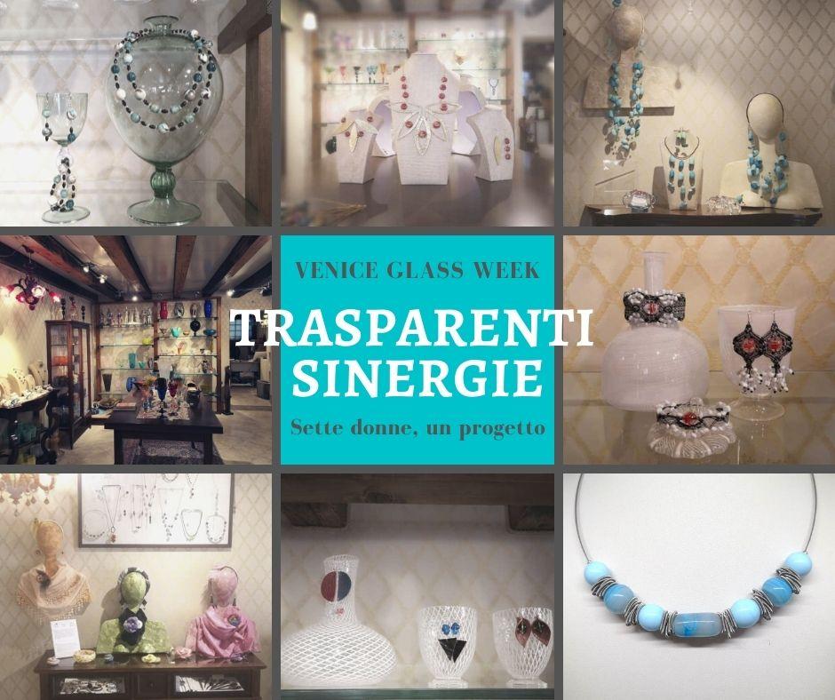 Trasparenti Sinergie, Venice Glass Week