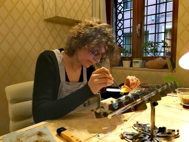Perle a Lume, Venice Glass Week