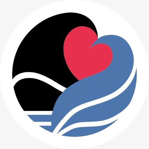 Il mare la terra il cuore logo