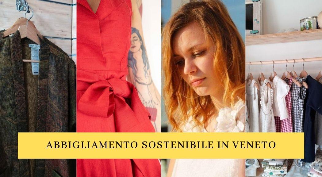 I migliori brand di abbigliamento sostenibile in Veneto