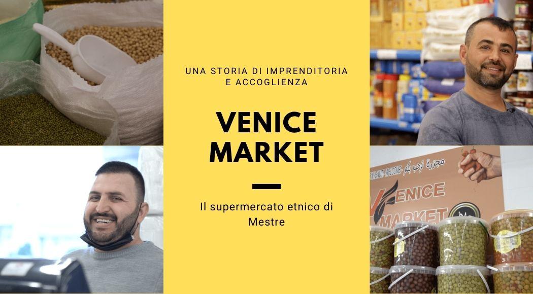 Venice Market supermercato etnico a Mestre